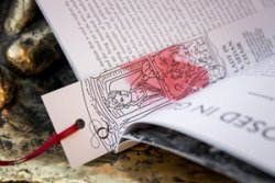 Cute bookmarks with motifs from Dubrovnik history