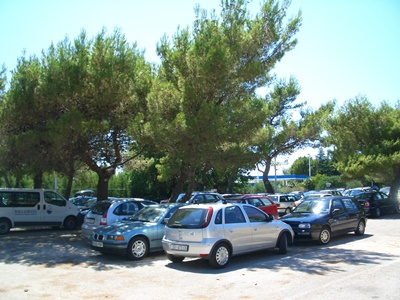 Parking in Dubrovnik