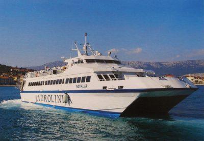 Jadrolinija catamaran