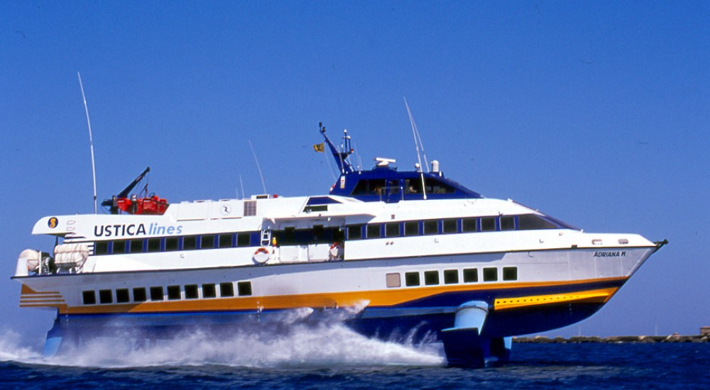 Liberty Lines hydrofoil