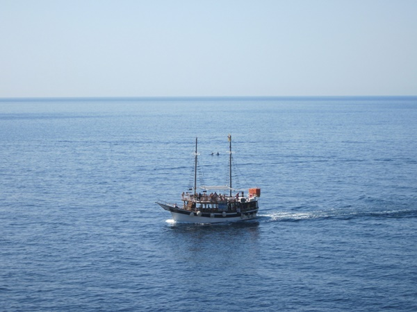 Explore the Elaphite islands on a boat trip from Dubrovnik