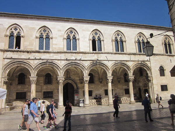 Rector's Palace is among the most beautiful palaces in Dubrovnik
