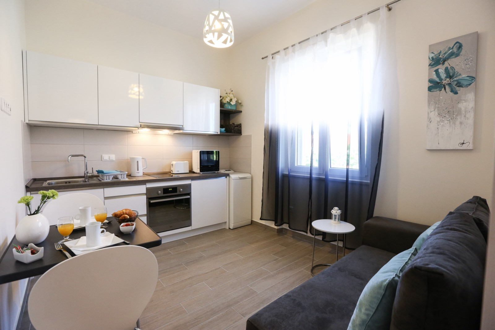 Charming & Cosy one-bedroom apartment in Gruz