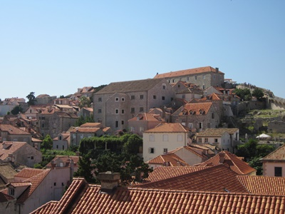 A view from city walls