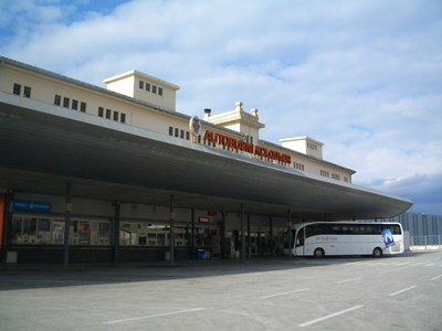 Dubrovnik Bus Station