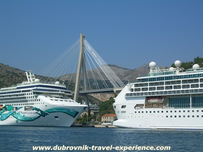 Dubrovnik Cruise Port Information