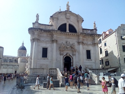 St Blaise Church Dubrovnik