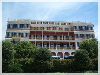 5-star Hilton Imperial Dubrovnik