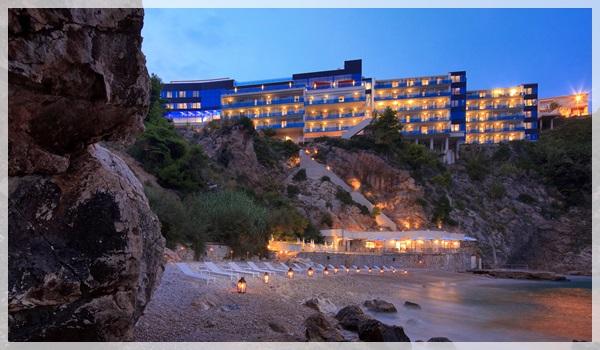 5* Hotel Bellevue Dubrovnik