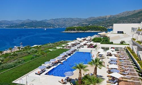 5-star Hotel Valamar Dubrovnik President