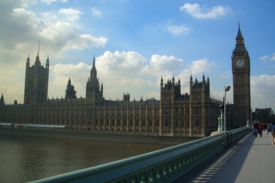 Houses of the Parliament and Big Ben