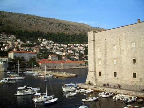 St John's fortress and Kase