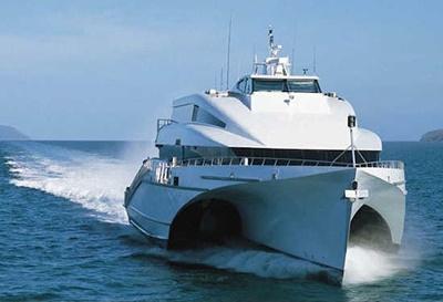 Krilo Eclipse catamaran