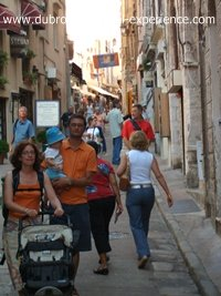 Narrow streets of Bonifacio