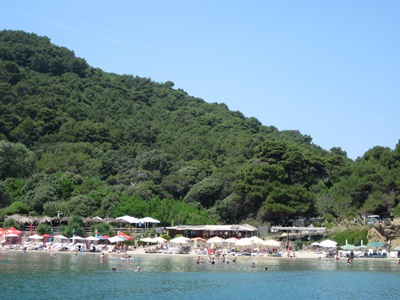 A beautiful sandy beach - Sunj
