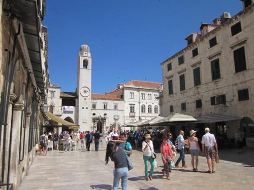 Stradun in Old Town