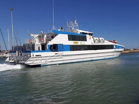 Gomo Viaggi catamaran