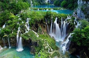 Stunning Plitvice Lakes