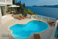 Dubrovnik villa with amazing seaview