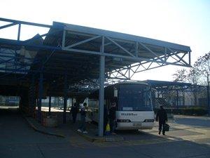 Zagreb bus station